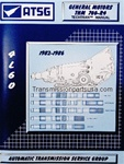 700R4 transmission repair manual 1982-86.