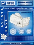 440T4 4T60 transmission repair manual 1984-93.