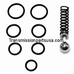 E40D 4R100 Transmission cooler bypass valve kit