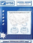 4L80E ATSG transmission repair manual 1991-on.