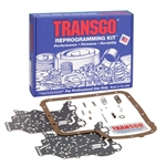 Transgo 26931-3 C6-3 Performance reprogramming kit 1967-on (manual shift).