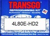 46930-HD2 4L80E Transmission performance reprogramming kit™ 1991-02.