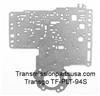 A518 A618 A46RE A47RH Transmission valve body separator plate 1988-97.