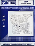 Jeep AW4 Series Transmission Repair Manual.