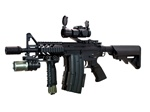 AGM M4 CQB Night Stalker package