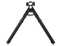AIM Sports Retractable Universal Aluminum Bipod