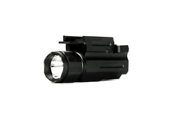 AIM Sports Compact Quick Release Flashlight Weaver Mount 60 Lumens with Color Filtered Lenses