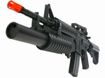 DBoy M4 M203 Rocket Launcher Airsoft Electric Gun BI-3181