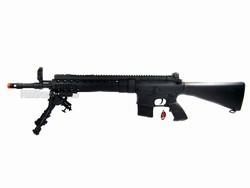 Dboys Full Metal M16 Mk 12 SPR Designated Marksmen Sniper Airsoft Electric Gun [BI-5381M]