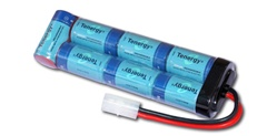 NiMh 8.4V 3800mAh Max Power Battery Pack Larger Connector