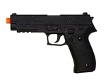 CM 122 Full Auto Electric Pistol Metal Gear Box AEP