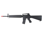CYMA Full Metal M16A3 Electric Airsoft Gun with Metal Version 2 Gearbox, Removable Carry Handle