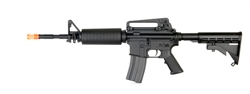 CYMA M4A1 Electric Airsoft Gun with Metal Version 2 Gearbox, Removable Carry Handle