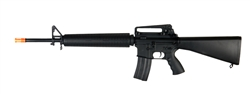 CYMA M16A3 Electric Airsoft Gun with Metal Version 2 Gearbox, Removable Carry Handle