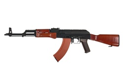 AKM 74 Real Wood Full Metal Airsoft Electric Gun  [CM036A]