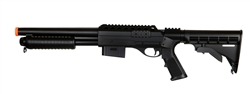DE M47D Pump Action Airsoft Shotgun