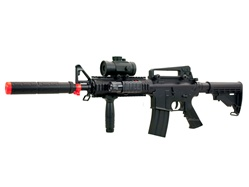 M83 Airsoft Gun Double Eagle DE-M83A2 M4 Airsoft Electric Gun Entery Level Fully Automatic AEG