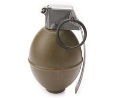 G&G Dummy Grenade BB Holder G-07-064