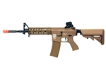 G&G CM16 Raider Long Electric Airsoft Gun (Desert Tan)
