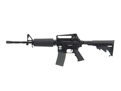 G&G CM16 Carbine Gas Blow Back Version 2 Airsoft Gun (Black)