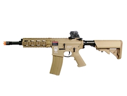 G&G GR16 CQW Rush Electric Blow Back Airsoft Gun (Tan)