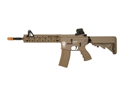 G&G Raider GR-15 Raider XL Electric Blow Back Airsoft Gun (Tan)