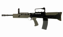 G&G L85 A2 Airsoft Eelectric Gun Enfield SA-80 Great Britian Assualt Rifle