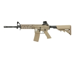 G&G CM16 Raider Gas Blow Back Airsoft Gun (Desert Tan)
