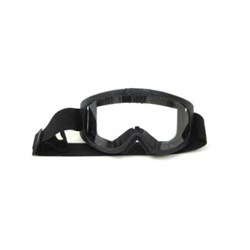 MetalTac Full Seal Airsoft Safety Protection Goggles (Clear Lenses)