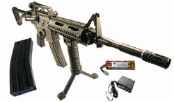 ICS M4 RIS Carbine Foldable Stock 2008 Package