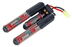 ICS NiMh Battery 9.6v 2000 mAh Proprietary Crane Stock Pack