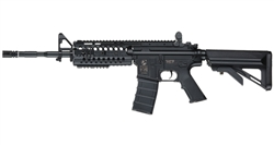 ICS M4 S-System w/ Molded Magazine and Crane Stock AEG Airsoft Gun (Sportline)