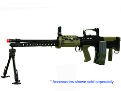 ICS L86 A2 Heavy Machine Gun