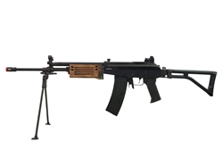 ICS Galil ARM Airsoft Gun Full Metal & Real Wood ICS-91