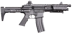 ICS Full Metal CXP Concept Rifle Airsoft Electric Gun with PEQ Style Box