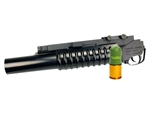 M203 Grenade Launcher with 40 MM Lightweight Grenade