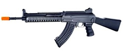 JG AK47 RAS Full Metal & Upgraded Power Airsoft Gun