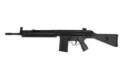 JG Full Metal T3-RAS Sniper Rifle Airsoft Electric Gun with Rail Accessory System