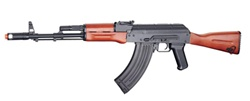 JG AK74 Blow Back Full Metal with Real Wood Airsoft Gun JG-1012