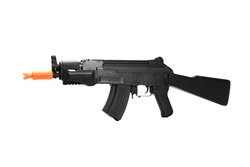 "JG AK47 JG-6806 ""Beta"" CQB Fully Automatic Polymer Body Airsoft Electric Gun with Full Stock"