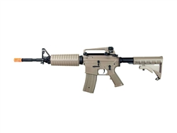 JG M4 A1 Enhanced Dark Earth Tan Version Airsoft Electric Gun [JGF6604-DE]