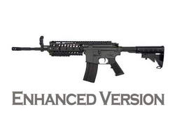JG M4 S-System Enhanced Upgrade Version Airsoft Electric Gun JGF6613