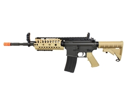JG M4 S-System TAN Enhanced Upgrade Version Airsoft Electric Gun JGF6613