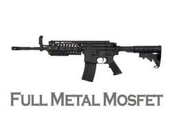 JG Full Metal M4 S-System Upgraded Airsoft Electric Gun JG-FB6613
