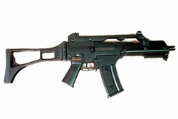 JG G36C Version 3 Metal Gear Box Airsoft Electric Gun