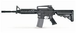 KWA KM4 RIS Rail System Rifle Full Metal Airsoft Electric Gun 2010 Version w/ 2GX Gear Box