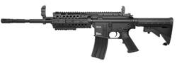 KWA M4S-TACTICAL Full Metal Airsoft Electric Gun