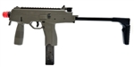 KWA KMP9 SMG NS2 Gas Blow Back Airsoft Gun with Foregrip (Ranger Grey)