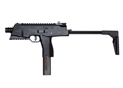 KWA KMP9R SMG NS2 Gas Blow Back Airsoft Gun with Bottom Rail