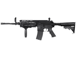 Lancer Tactical Combat Ready M4 S-System - Black LT-05B